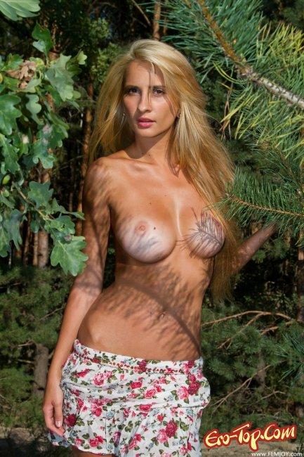Голая блондинка   Эротика. Смотреть фото красивых голых девушек бесплатно